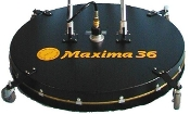 "WWMAX3600-2, WHISPER WASH MAXIMA, 36"" MAXIMA, WHISPER WASH 36"" MAXIMA SURFACE CLEANER WITH 2 TIP SPRAY BAR"