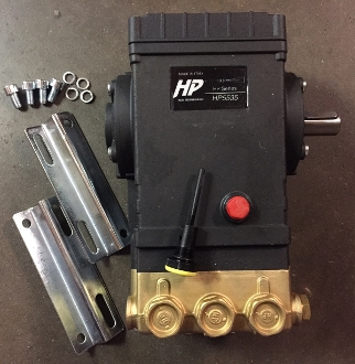 HP5535 BRASS HEAD 5.6GPM 3500PSI 1450RPM, GENERAL PUMP 5.5 TSF, GP TS2021B, TS2021B, GENERAL PUMP 5 GPM, HP 5535
