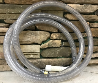 Chlorine Filter Softwash Slotted Suction Hose Embly Pvc Inlet