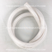 "1.5"" ID NON-COLLAPSIBLE SUPPLY / SUCTION HOSE FOR PUMPS PER FOOT, SPIRALITE HOSE, WHITE SPIRAL HOSE, PACIFIC ECHO HOSE,1.5"" ID NON-COLLAPSIBLE SUPPLY / SUCTION HOSE FOR PUMPS FOOT"